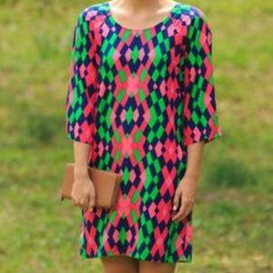 Escapada Alena Origami Dress Size Xsmall
